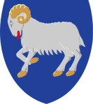 Coat of arms of the Faroe Islands