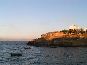 Galicia coast