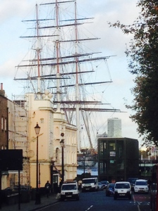 cutty sark morning