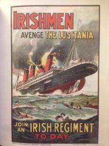 Lusitania poster