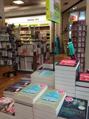 easons dundrum display