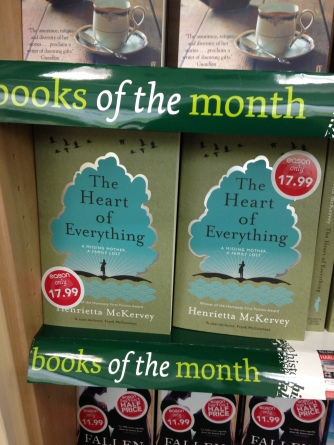 easons dundrum shelf